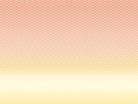 축하 용 그라데이션 칭하이 파도 패턴