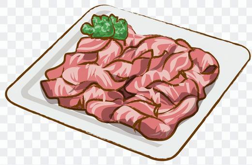 豬肉小休息