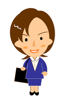 Business 13 (sales lady)