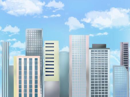 Daytime ordinary city