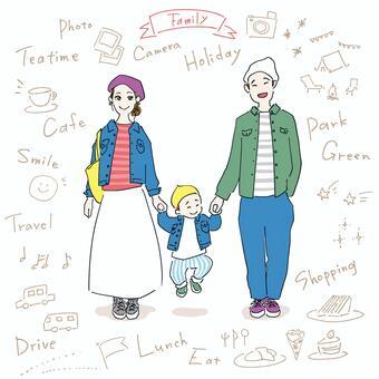 Family Holiday B