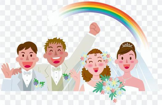 同性伴侶婚姻-1