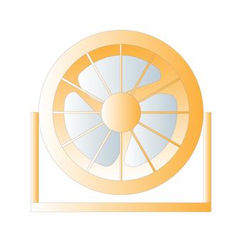 循環器(橙色)