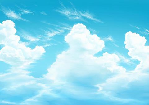 Everlasting sky