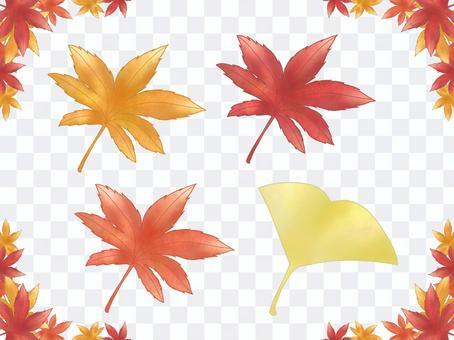 秋葉插圖集