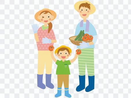 收穫蔬菜3