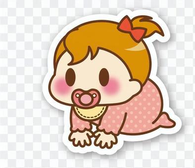 【密封】寶貝*是是是安撫奶嘴
