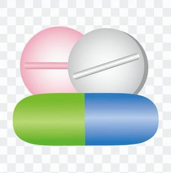 片劑和膠囊