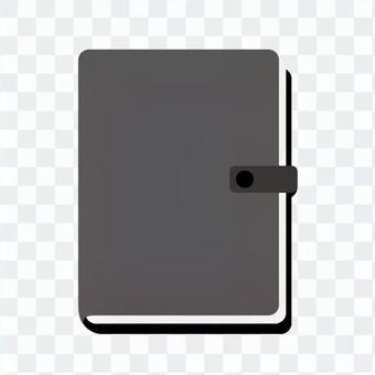 Notebook (black)