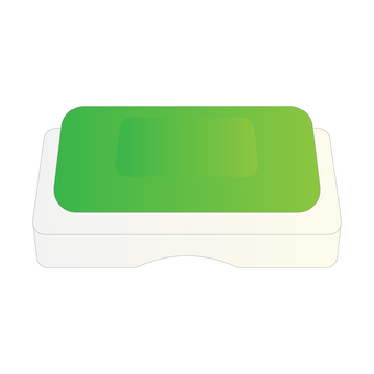 Bar soap (green)
