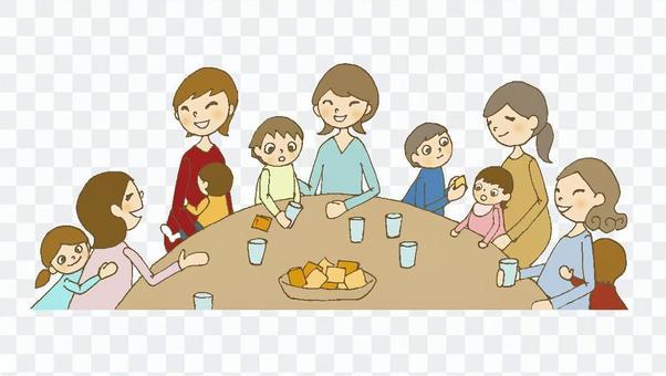 留尼汪派對3(媽媽)
