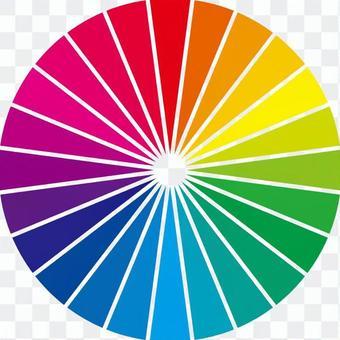 彩色圖表2h