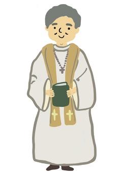 基督教神父(天主教)