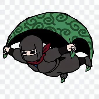 忍者/忍術/飛