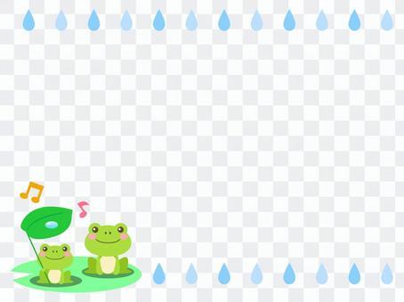 Frog frame