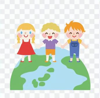 Friends of the world
