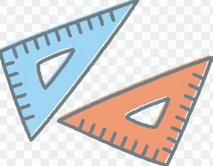 【文具】三角尺