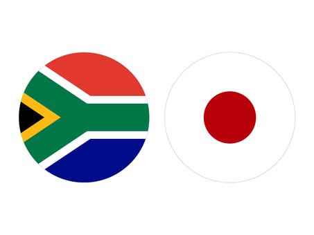 Currency pair (ZARJPY: Yen)
