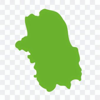 宇都宮市:地方地図