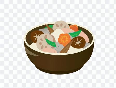 Chikuzen boiled