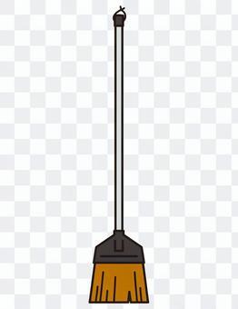 Pterophyta broom