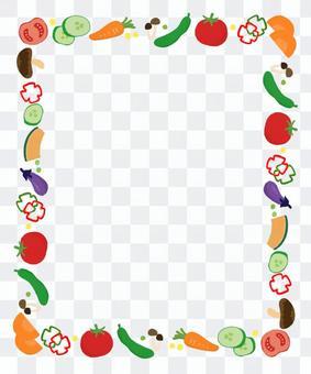 蔬菜框架長度
