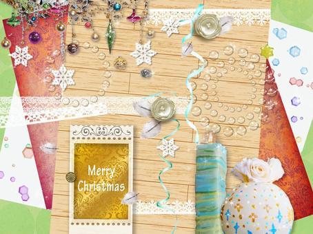 聖誕框架02