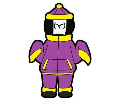 紫江石 Cosplay 鬼
