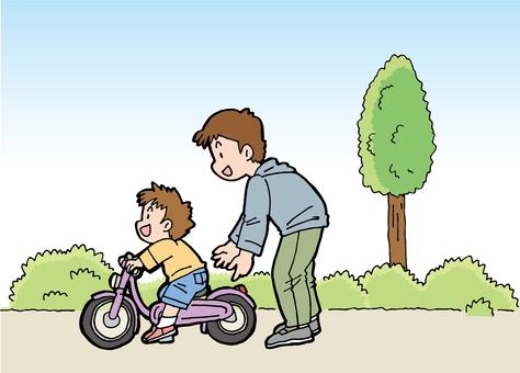 自行車訓練