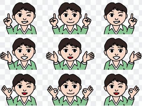 Ichi A_Face摘要27_爸爸