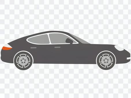 汽車和轎車