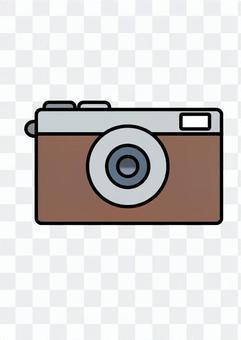 相機(棕色)