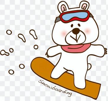 Snowskin熊