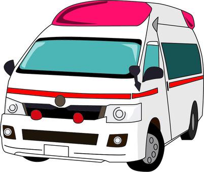 救護車緊急運輸醫院事故病車