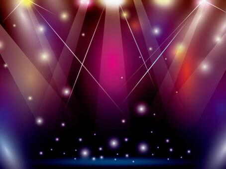 Spot light image