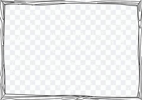 手繪酒插圖集(白色)