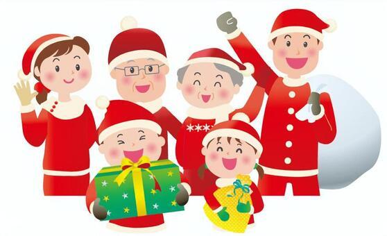 元氣家庭聖誕節1