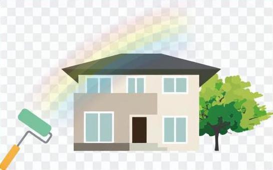 Housing painting