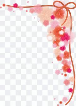 梅花角裝飾
