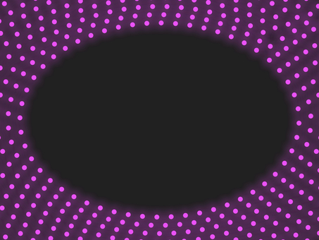 照明橢圓框 B: 粉紅色