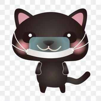 黑貓鼠標盾