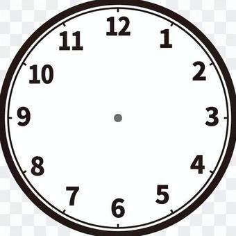手錶(無底座/針)