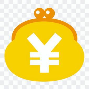 Wallet Money Yellow luck