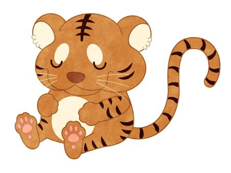 簡單的老虎