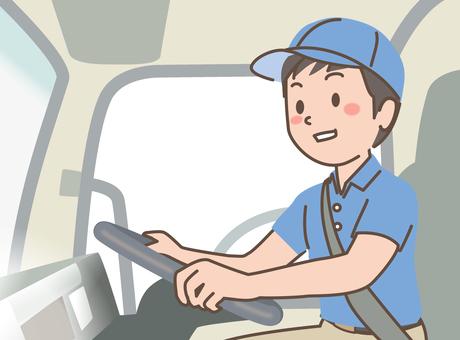 卡車司機短袖