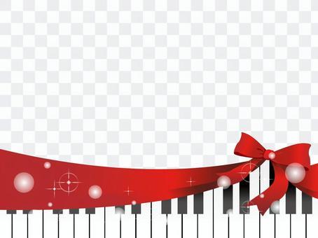 鍵盤裝飾框2