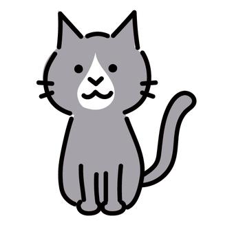 坐蜂貓的簡單圖解