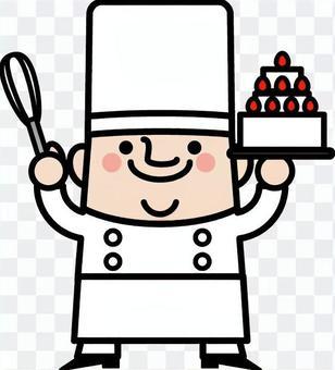 仙女叔叔糕點師傅