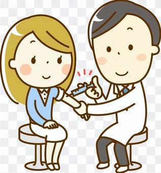 疫苗接種_女性