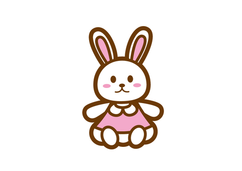 提供兔子毛絨玩具系列